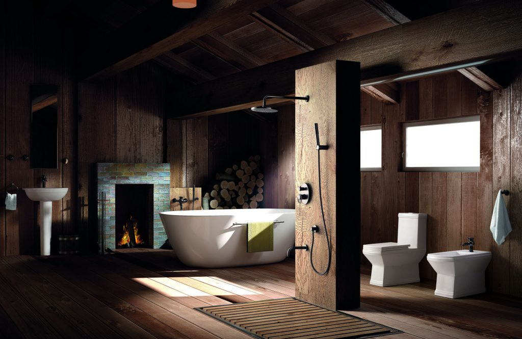 WATERFALL Sole-koupelna