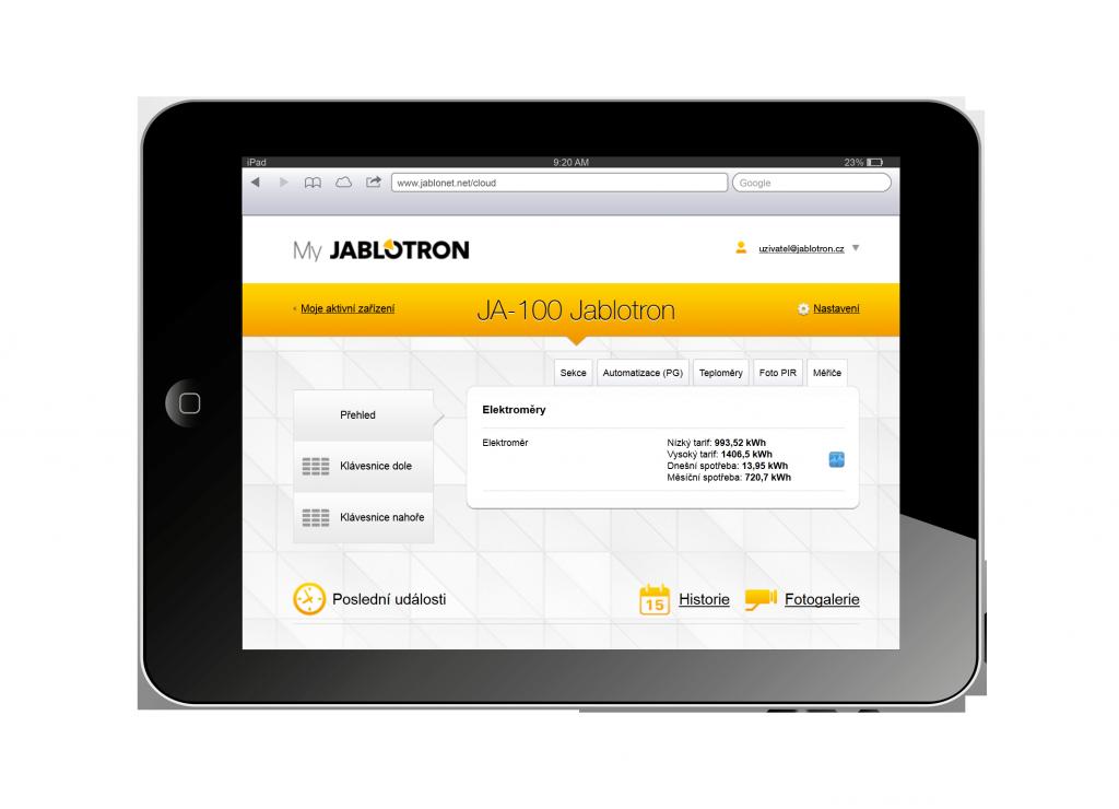 JABLOTRON ipad_mereni_elektro_uvod_1014