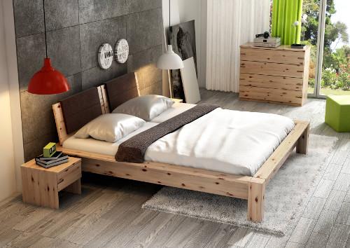 Žhavá novinka od firmy Jelínek – ložnice ze dřeva ZIRBE