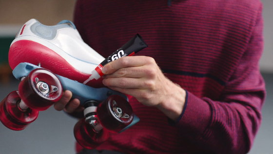 Loctite aplikace obuv