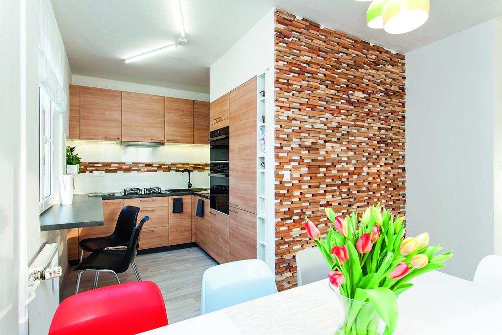 Moderní Byt V Paneláku Pěkné Bydlení