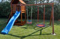 Dětská dřevěná hřiště