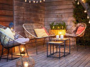 10 tipů: zahradní osvětlení