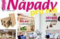 Právě vprodeji speciál časopisu Chalupář