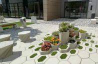 Beton umí být krásným i praktickým a není určen jen pro betonové obrubníky