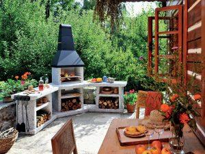 Žhavé léto na terase