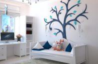 Designové doplňky a nábytek do dětského pokojíčku