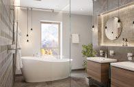Zrenovujte svoji koupelnu na oázu klidu