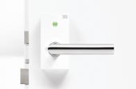 Elektronická klika pro interiérové dveře
