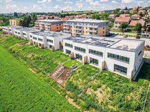 Chytré domy jsou zelené