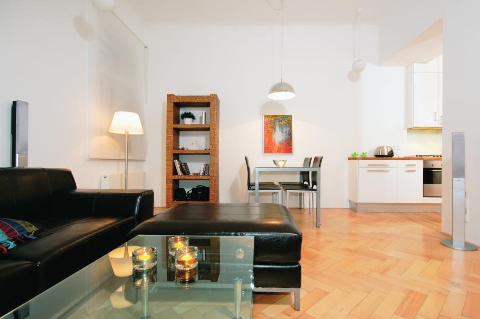 Byt pro bydlení, ne pro katalog