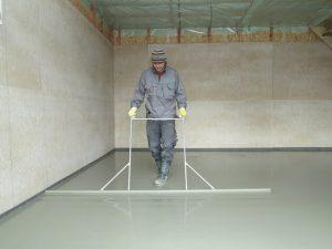 Beton nejen na podlaze